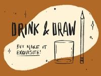 AIGA CLT Drink & Draw