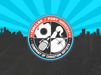 Logo for DFW Company of Christian Artists