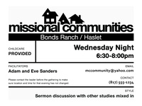 Mission Community
