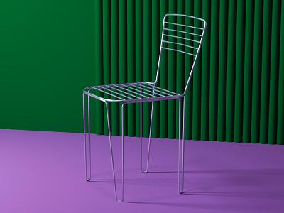 🪑 nft digital art surrealism interior design architecture minimal metal forniture photoshop cinema 4d octane render c4d 3d roccano