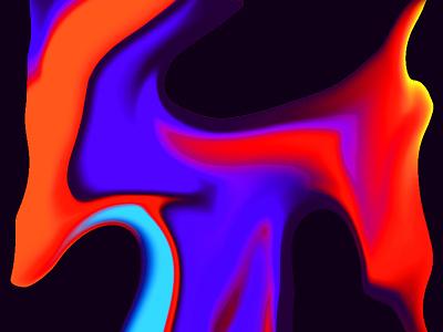 Gradients liquid abstract design art graphic colours gradients roccano