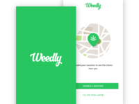 Weedly Android App