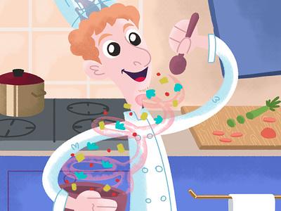 Ratatouille peru chalk disney pixar art pixar kids illustration for children gsus art illustration