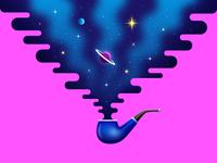 Cosmic Smoke