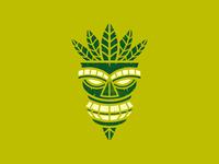 Tiki Mask 2