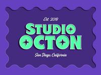 Studio Octon Logo / Branding