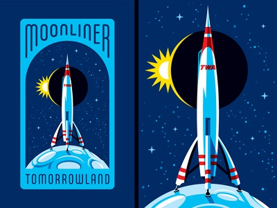 Tomorrowland Moonliner 🚀