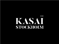 Kasai Stockholm Wordmark