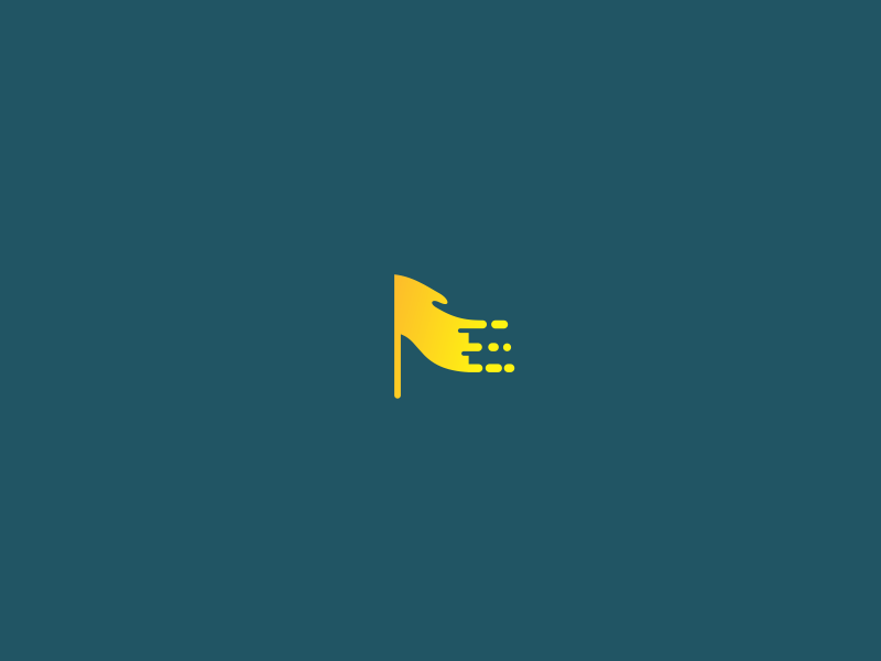 Digital Flag by Akbar-Rhadit | Branding and Website Designer on Dribbble