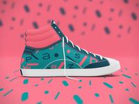 Alphabet Shoe(p)