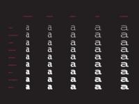 Trispace - Free Variable Font