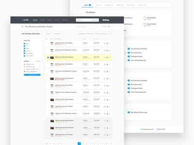 Media Monitoring Dashboard filter keyword media monitoring dashboard