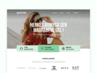 Magrabi Website Project