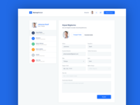 StartupMarket User Profile