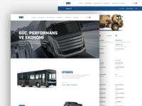Corporate Web Site
