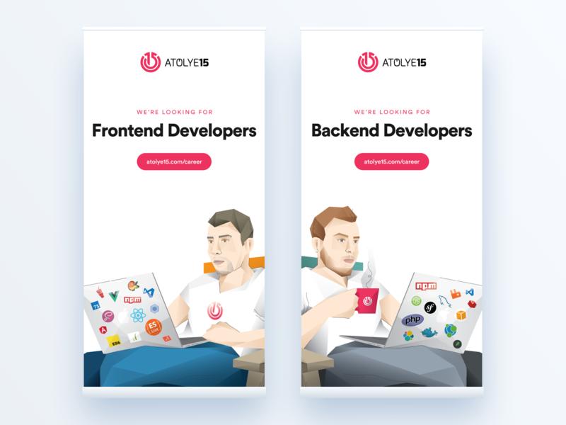 Illustrations made for WTK creative wtk designers icon branding landing web illustration design ux ui