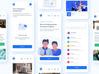 Responsive UI/UX Design Project