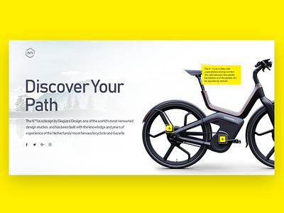 Product showcase UI product user interface minimal e commerce showcase shoes web webdesign web design ui