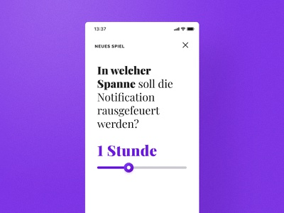 Quicky App Slider Interaction flow creation flutter android ios google font playfair interaction ux ui design digital product game app slider quicky frish yung