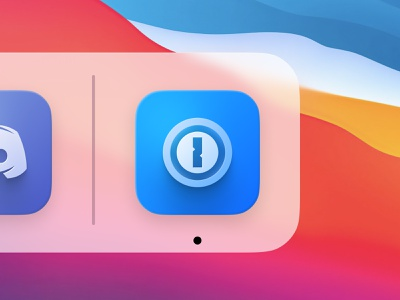 Icon Set 1Password big sur macos ios replacement icon icon packs replacement icon pack icon set icon design iconography icons icon 1password app ux munich ui design yung frish