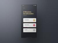 BBQ App Interface