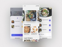 Mellow UI Kit Food