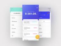 Mellow UI Kit Finance