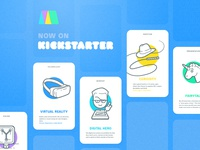 Myndset - live on Kickstarter!