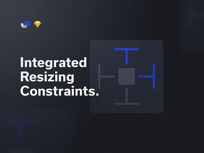 Shift Design System Resizing Constraints documentation release live buy symbols atomic components app ux sketch products kits ui shift system design ui8net ui8 frish yung