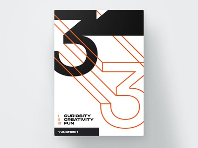 Yung Frish Typography Poster