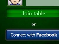 Real Table Holdem - Login