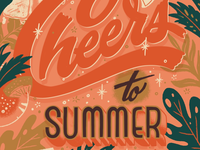 Lettered Libations Summer Edition
