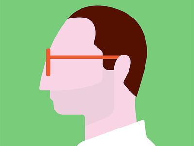 Profile profile graphic illustration