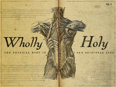 Wholly Holy Series