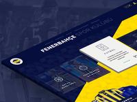 """Fenerbahce SK Concept Design """"futbol hover"""""""