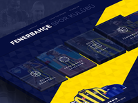 "Fenerbahce SK Concept Design ""mainpage"""