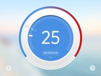 Thermostat Widget