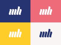 mh Monogram Logo