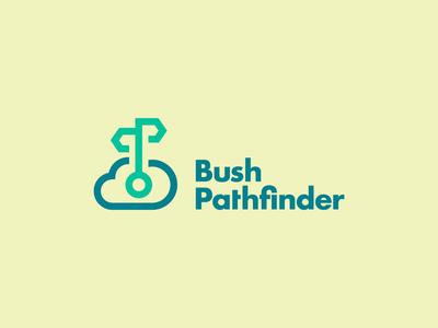 Bush Pathfinder Logo