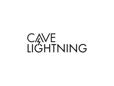 Cave Lightning Logo