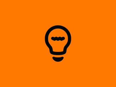 Lightbulb Logo for Kalumea