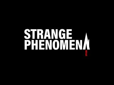 Strange Phenomena Logo