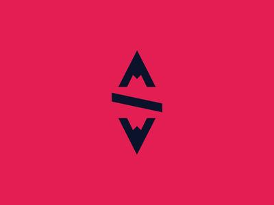 Mountain Coding Concept Logo