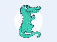 Crocodile like