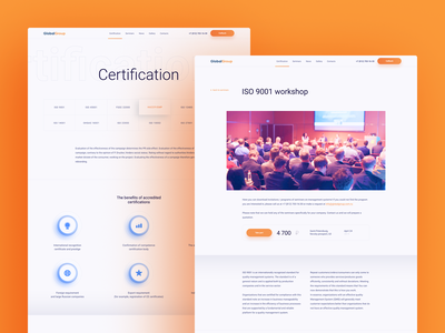 Global Group certification and workshop typogaphy website desktop app 2019 trends clean design crypto dashboard desktop ui figma icons design minimal app platform ui elements ui ux design user experience ux design web design ecommerce