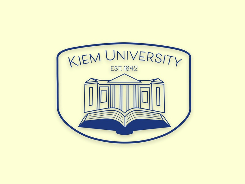 Uni McCollegeface kiem university college university logo dailylogochallenge