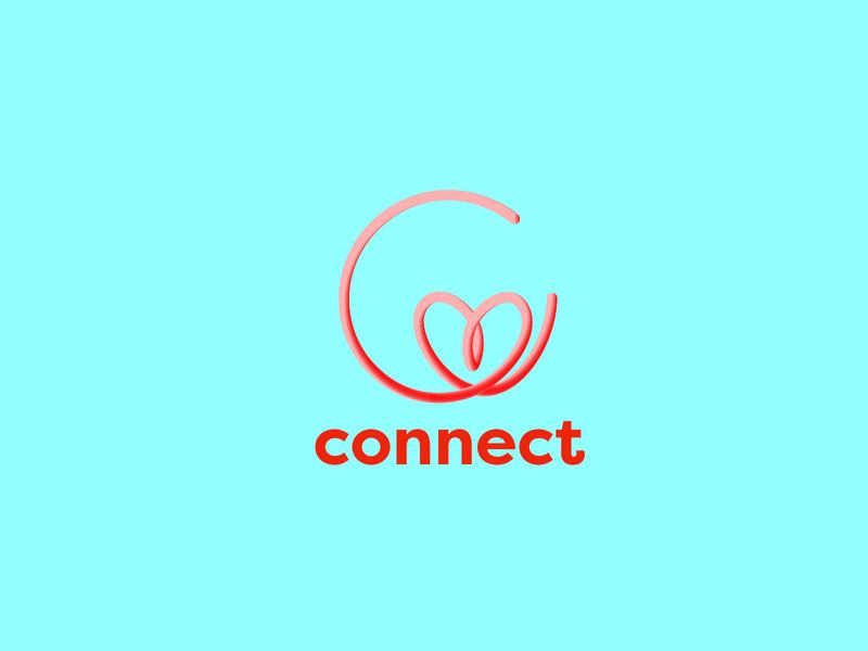 Daty McDateface datingapp connect logo dailylogochallenge