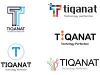 Tiqanat Logo Design