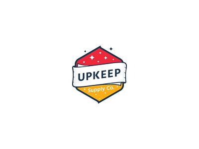 Upkeep logoinspiration brand identity symbol logotype crest identity branding logo design logo