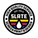 Slate Screen Print & Design